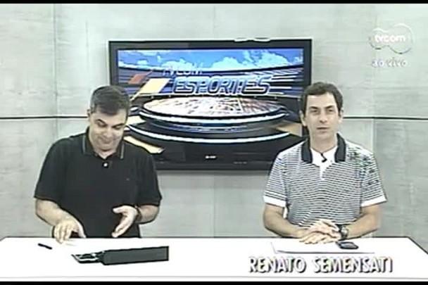 TVCOM Esportes. 1º Bloco. 08.09.16