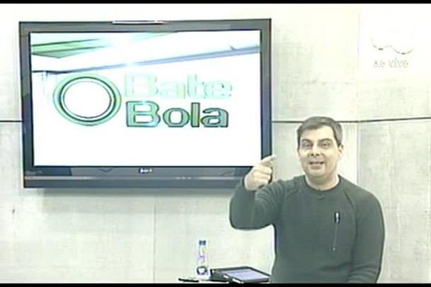 TVCOM Bate Bola. 3º Bloco. 19.09.16