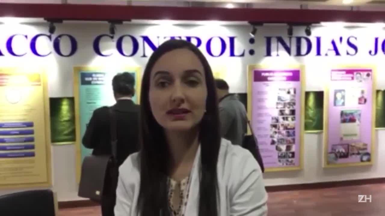 Imprensa barrada na COP7, na Índia