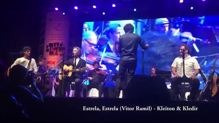 Estrela, Estrela (Vitor Ramil) - Kleiton & Kledir