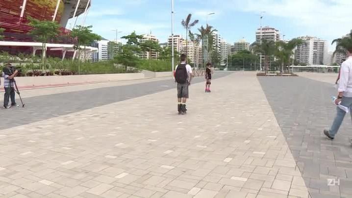 Rio transfere arenas do Parque Olímpico ao governo federal