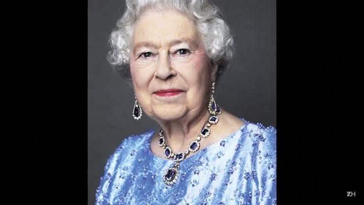 Rainha Elizabeth II completa 65 anos no trono
