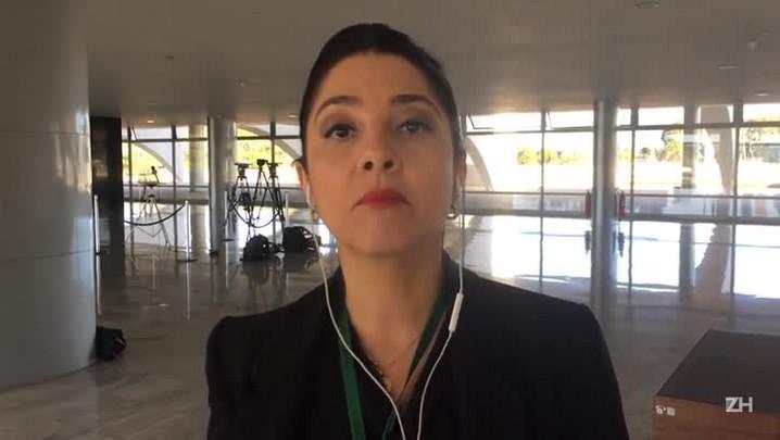 Carolina Bahia: Secretário da Fazenda Giovani Feltes estima fechar acordo da dívida com União até outubro.