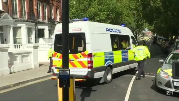 Testemunhas narram atentado em Londres