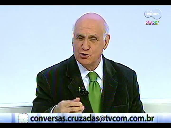 Conversas Cruzadas 27/09 - Bloco 2
