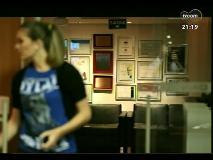 TVCOM Tudo Mais - Fotos dos bastidores do Tudo+ sob o ponto de vista do fotojornalista Jefferson Bottega
