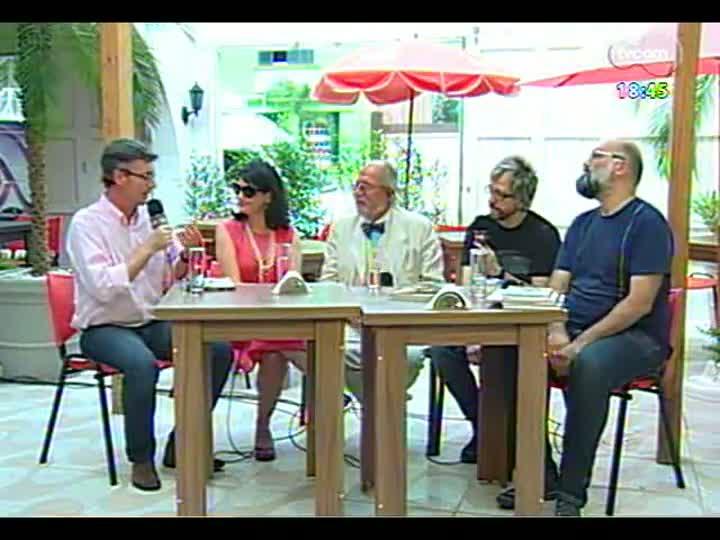 Café TVCOM - 19/01/2013 - Bloco 4 - Inovação em produções infantis