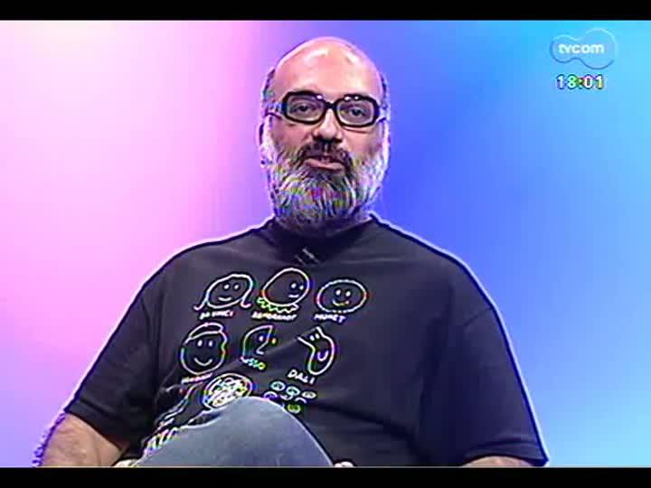 Programa do Roger - Lerina entrevista Julio Conte - bloco 2