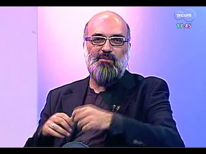 Programa do Roger - Entrevista com cantora e compositora Céu - bloco 1 - 22/03/2013