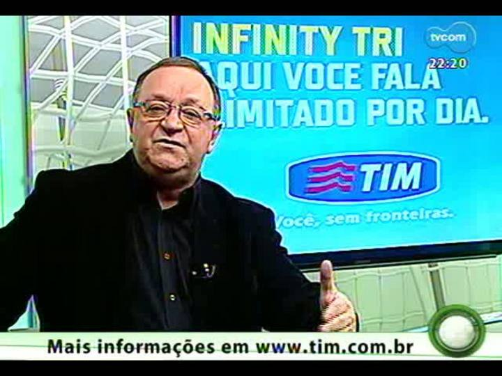 Bate Bola - Primeiro turno da divisão de acesso do Gauchão 2013 e finais dos estaduais - Bloco 3 - 12/05/2013