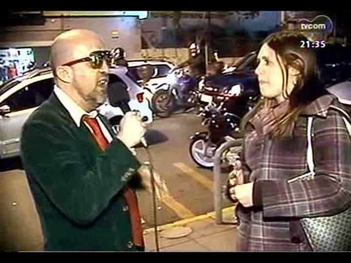 TVCOM Tudo Mais - DR na TV: Fabrício Carpinejar vai até Caxias do Sul descobrir qual o papel da nona