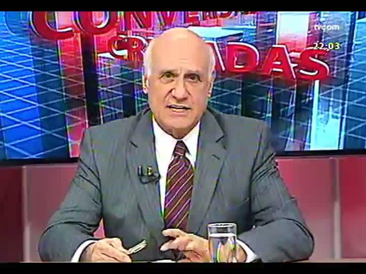 Conversas Cruzadas - Debate sobre a possível importação de médicos estrangeiros, principalmente, de Cuba, ao Brasil - Bloco 1 - 16/05/2013
