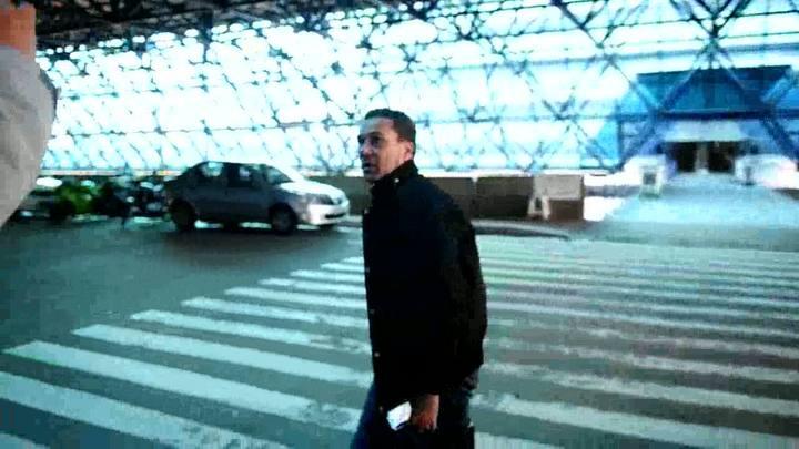 Vanderlei Luxemburgo embarca no aeroporto Salgado Filho após demissão do Grêmio