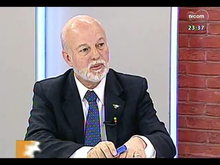 Mãos e Mentes - Presidente do Sindicato das Empresas de Telefonia Celular, Eduardo Levy - Bloco 4 - 07/07/2013