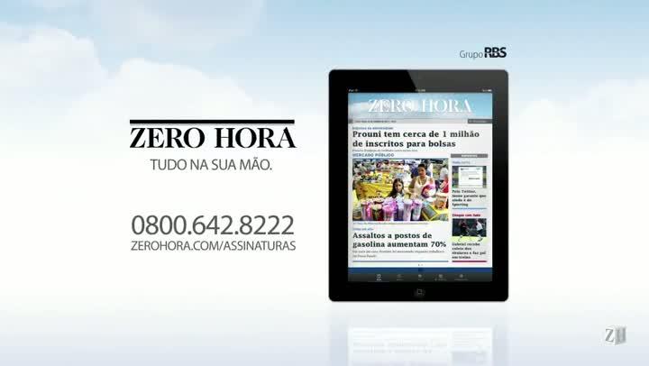 Leia na Zero Hora desta terca-feira (13/08/2013)
