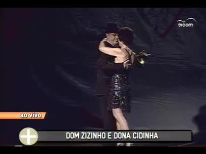 TVCOM Tudo Mais -Dom Zizinho e Dona Cidinha - 2º bloco - 24/09/2013