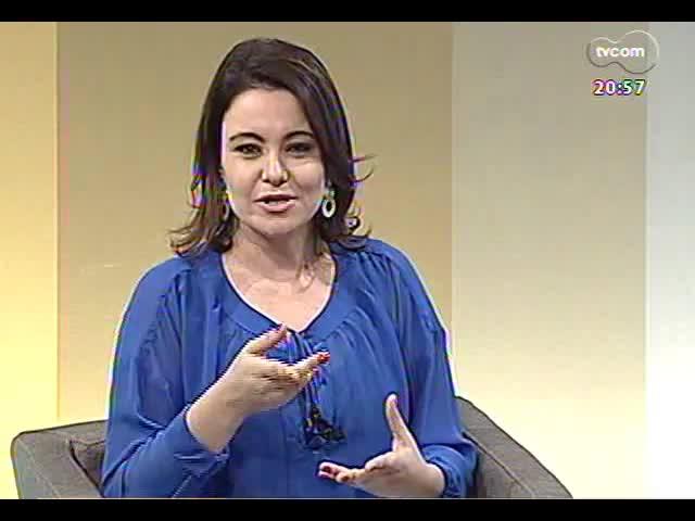 TVCOM Tudo Mais - Conversa sobre as dificuldades e os avanços na comunicação dos deficientes auditivos