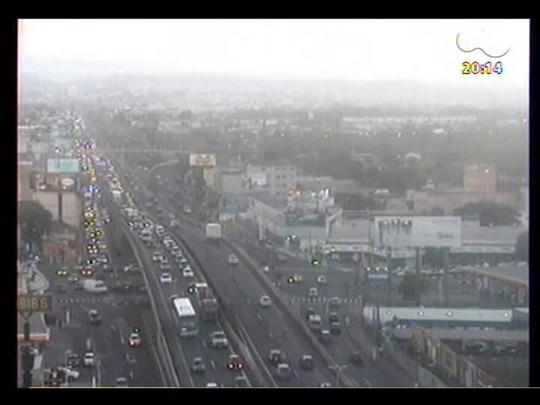 TVCOM 20 Horas - Confira o movimento nas rodovias gaúchas - Bloco 1 - 20/12/2013