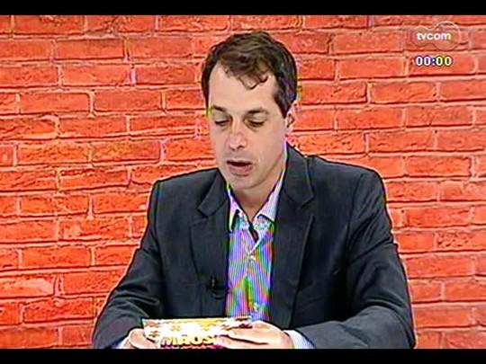 Mãos e Mentes - Presidente da Rede de Banco de Alimentos/RS, Paulo Renê Bernhard - Bloco 3 - 07/01/2014