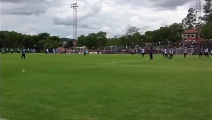 Paulinho e Zé Roberto aparecem em time titular do Tricolor