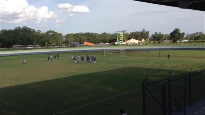 De virada, Cruzeiro vence o São José no Lami - 23/01/2014