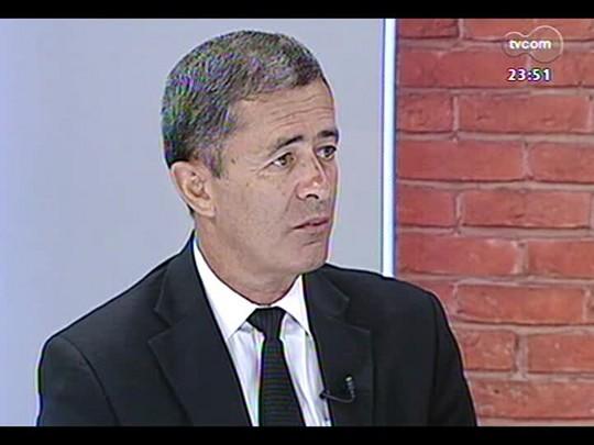 Mãos e Mentes - Diretor do hotel Vila Ventura Samuel da Silveira - Bloco 4 - 29/01/2014