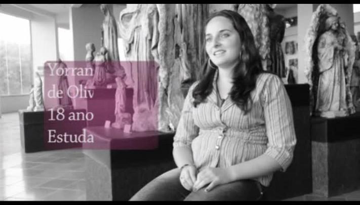 Gente que faz: Yorrana Gelatti de Oliveira