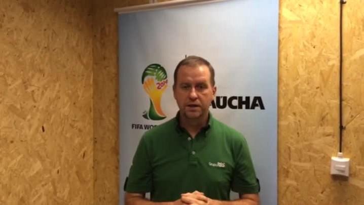 Camarões x Brasil: veja o comentário de Cléber Grabauska