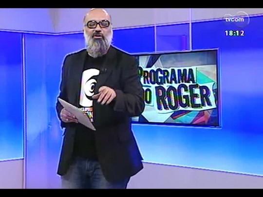 """Programa do Roger - Trailer \"""" 50 Tons de Cinzas - Bloco 3 - 24/07/2014"""