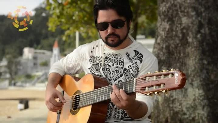 Músico Rafaelo Góes convida para Festival de Música de Itajaí