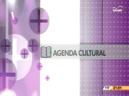 TVCOM Tudo+ - Agenda Cultural - 08.08.14
