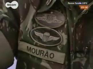 Mãos e Mentes - Comandante Militar do Sul general Antônio Hamilton Martins Mourão - Bloco 2 - 24/08/2014