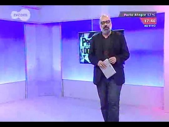 "Programa do Roger - Thiago Rubens \""Subtropicarnaval\"" - Bloco 1 - 01/09/2014"