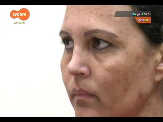 TVCOM 20 Horas - Sete testemunhas de acusação são ouvidas pela Justiça no caso Bernardo - Bloco 1 - 08/09/2014