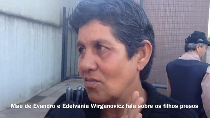 Se ela não ajudasse a fazer, Graciele a matava, diz mãe de Edelvânia