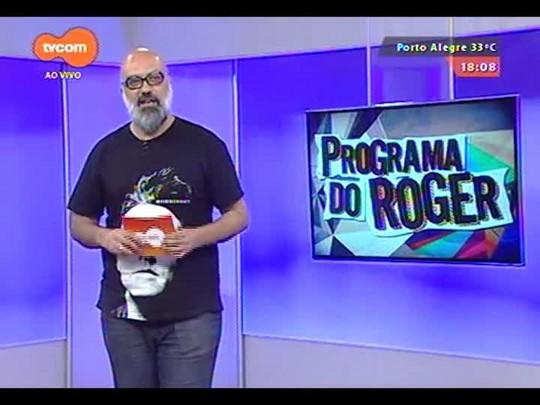 Programa do Roger - Lojinha do Roger e Banda Chichadélicos - Bloco 3 - 28/10/2014