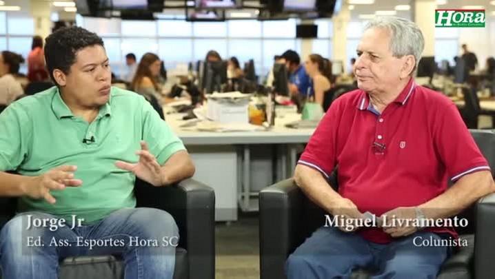 """Miguel Livramento: \""""A obrigação de ganhar é do Sport, não do Figueirense\"""""""