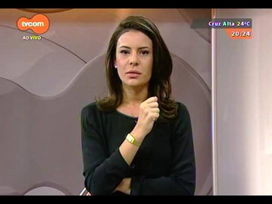 TVCOM 20 Horas - O trânsito na BR-101 - 25/12/2014