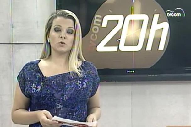 TVCOM 20h - Transporte público da Capital tem horários de funcionamento diferenciado até sexta-feira - 31.12.14