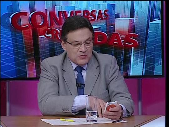 Conversas Cruzadas - Conheça melhor o perfil de três secretários do governo Sartori: Lucas Redecker, Gerson Burmann e Cleber Benvegnú - Bloco 4 - 07/01/2015