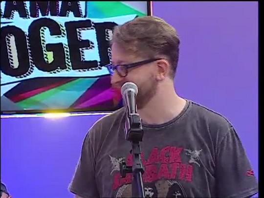 Programa do Roger - Nenhum de Nós - Bloco 2 - 13/01/15