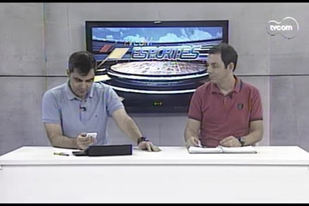 TVCOM Esportes - 3ºBloco - 31.03.15
