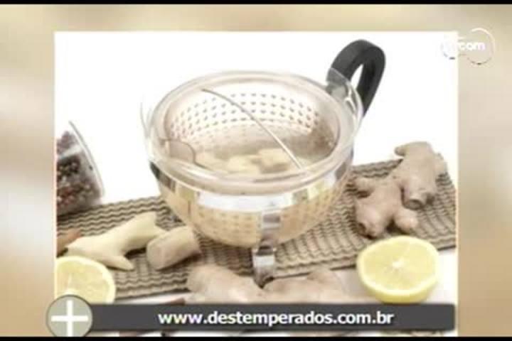 TVCOM Tudo+ - Fusão de gastronomia oriental e ocidental: quadro destemperados - 15.04.15