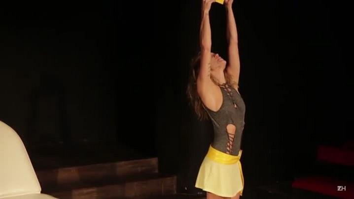 """Peça \""""Biafra\"""" estreia no Teatro de Arena, em Porto Alegre"""