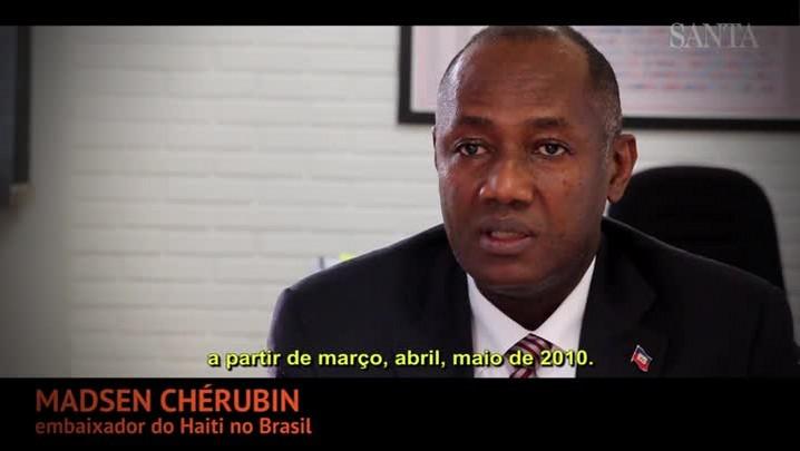 Brezilyen - Madsen Chérubin