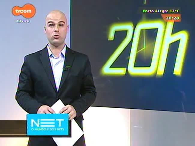 TVCOM 20 Horas - Servidores do judiciário estadual entram em greve - 25/06/2015