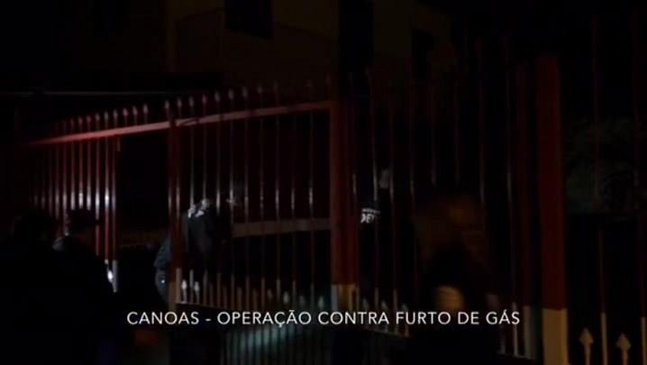 Polícia Civil desarticula esquema de roubo de gás em subsidiária da Petrobras