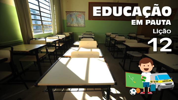Educação em pauta: Leo aproveita as férias e a escola se prepara para o retorno