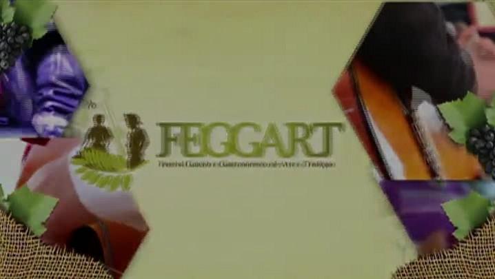 Feggart 2015 - CTG Gaspar de Silveira Martins - Ajuricaba