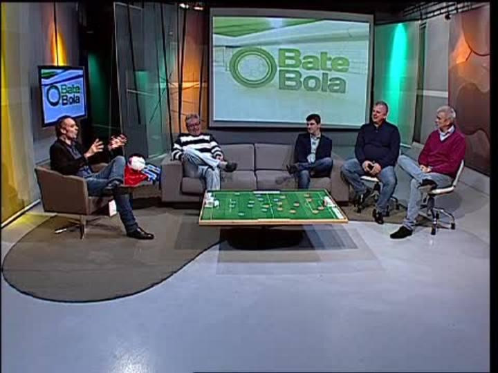 Bate Bola - 25� rodada do brasileir�o - Bloco 1 - 13/09/15